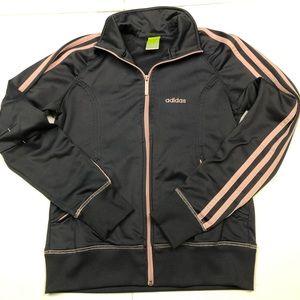 Adidas Sweatshirt track Jacket Full Zipped
